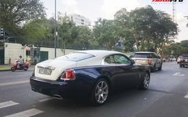 """Đây là Rolls-Royce Wraith thuộc bộ sưu tập """"hầm gửi xe triệu đô"""" với chi tiết thu hút nhiều sự chú ý"""