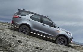 Cái nhìn đầu tiên về Land Rover Discovery mới