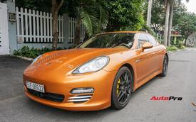 Porsche Panamera 4S của dân chơi Sài Thành hiếm có khó tìm nhờ chi tiết này