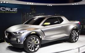 Hyundai làm bán tải đấu Ford Ranger Raptor