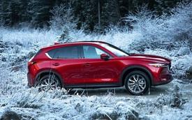 Mazda CX-5 muốn lên đời xe sang để cạnh tranh với Mercedes-Benz GLC