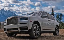 Giới siêu giàu ngày càng nhiều, Rolls-Royce Cullinan đắt khách bất ngờ