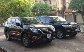 Dàn xe khủng biển đẹp của đại gia Thanh Hoá - những 'fan cuồng' Lexus và Toyota