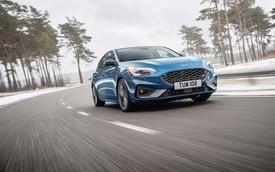 Ford Focus ST 2019 bất ngờ trình diện