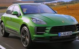 5 điểm hàng đầu cần biết trên Porsche Macan 2019 sắp về Việt Nam
