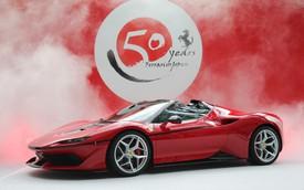 Đại gia mua siêu xe Ferrari hàng hiếm nhưng không lái phút nào để bán lại như mới với mức giá bất ngờ