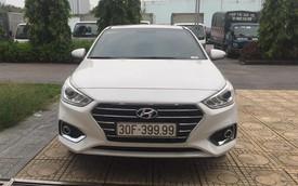 Hyundai Accent 'đeo' biển tứ quý 9 rao bán 850 triệu đồng: Nhiều người chê ảo tưởng