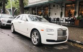 Dân chơi Hà thành mua Rolls-Royce nhưng bộ sưu tập xe khủng đang có gây tò mò