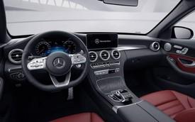 Mercedes-Benz C-Class 2019 lộ ảnh nội thất và giá bán dự kiến từ 1,499 tỷ đồng tại Việt Nam