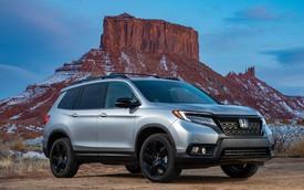 Đánh giá Honda Passport 2019 - Đàn anh CR-V thách thức Hyundai Santa Fe
