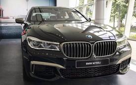 """Đại gia Việt """"vung"""" 13 tỷ đồng tậu BMW M760Li độc nhất Việt Nam"""