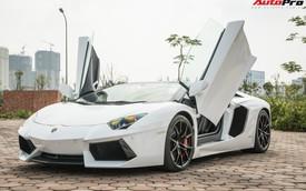 6 sự thật thú vị ít ai biết về Lamborghini Aventador Roadster tại Việt Nam