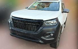 Lộ diện bán tải mới của Peugeot, cạnh tranh Ford Ranger bằng ruột Trung Quốc