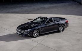 Mercedes-AMG SL lộ diện hoàn chỉnh trước ngày ra mắt