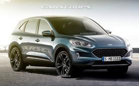 Ford Escape 2020 lộ bảng thông số hot, cạnh tranh cùng Honda CR-V