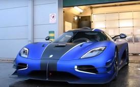 Góc để đời: Chứng kiến quá trình bọc siêu xe hiếm và đắt khét bậc nhất thế giới Koenigsegg One:1