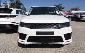 Lô hàng Range Rover Sport 2019 chính hãng giá hơn 4,7 tỷ đồng đầu tiên về Việt Nam