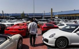 Thiên đường siêu xe secondhand giá rẻ ở Dubai: Khi người giàu chỉ đi 50 km đã bán, mua xe khác để trải nghiệm