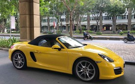Chiếc Porsche này bán lại giá hơn 3 tỷ vì chủ xe chỉ chạy hơn 2.000 km/năm