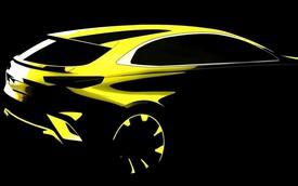 Kia nhá hàng SUV hoàn toàn mới nhìn qua tưởng Lamborghini Urus