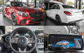 Khám phá chi tiết Mercedes-Benz C-Class 2019 - 'Vua' công nghệ phân khúc D tại Việt Nam