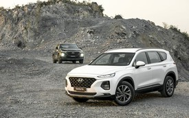 Bán gần hết lô đầu ngay tháng mở bán, Hyundai Santa Fe 2019 có gì hot?
