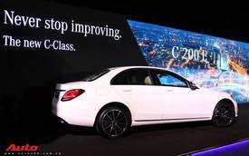 Ra mắt Mercedes-Benz C-Class 2019 từ 1,5 tỷ đồng: Giảm giá, thêm công nghệ, đe doạ cả xe phổ thông lẫn BMW 3-Series