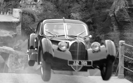 Bugatti đang ấp ủ dự án hồi sinh huyền thoại Atlantic?