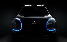 Mitsubishi hé lộ xe lạ nhưng Outlander Sport mới được quan tâm hơn