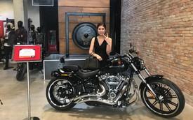 Người vợ của năm 2019: Bắt xe khách và Grab, lặn lội hàng trăm km mua Harley-Davidson tiền tỷ tặng chồng