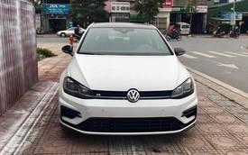 Volkswagen Golf R đời mới bất ngờ xuất hiện tại Việt Nam: Khi nhà giàu muốn chơi 'hàng độc'