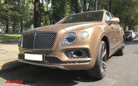 Bentley Bentayga First Edition đã hiếm nay còn hiếm hơn nhờ chi tiết này