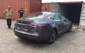 Khui công chiếc Tesla Model S siêu độc nhưng dễ nhầm lẫn tại Việt Nam