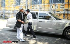 Có hơn 100 xe khủng nhưng đây là chiếc được ông Đặng Lê Nguyên Vũ sử dụng để tới tòa giải quyết vụ ly hôn lịch sử
