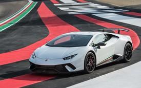Đây là số tiền đại gia phải nuôi Lamborghini Huracan Performante trong 1 năm