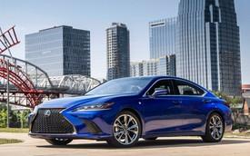 Lexus bán 10 triệu xe - Con số mơ ước của nhiều hãng bình dân