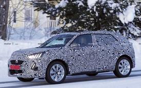 Peugeot 2008 - Đối thủ Ford EcoSport lộ diện lần đầu