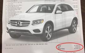 Chủ xe Mercedes-Benz GLC250 tá hỏa với bảng báo giá bảo dưỡng hơn 40 triệu đồng: Nên hay không nên vào xưởng dịch vụ chính hãng?