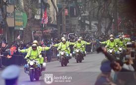 Chi tiết thời gian, các tuyến đường Hà Nội sẽ bị cấm và hạn chế trong suốt Hội nghị thượng đỉnh Mỹ - Triều