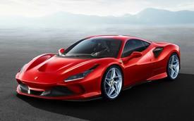F8 Tributo trình làng thay thế 488 GTB, trở thành xe Ferrari động cơ giữa mạnh nhất lịch sử