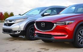 Honda CR-V và Mazda CX-5 lọt top xe giữ giá nhất sau 1 năm sử dụng, Toyota chỉ có một đại diện