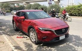 Mazda CX-4 bất ngờ xuất hiện tại Hà Nội đón Tết