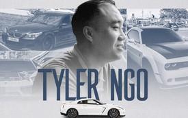 Tyler Ngo: Từ kẻ làm thuê tới dân chơi siêu xe khét tiếng trên đất Mỹ nhưng tới nay vẫn chỉ trả góp