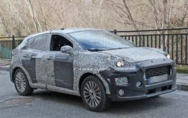 Mẫu xe thay thế Ford EcoSport thiết kế hao hao Porsche Macan xuất hiện trên phố - Lời đáp trả tới Hyundai Kona