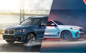 Bộ đôi SUV mới của BMW sẽ về Việt Nam vào sau Tết, đấu Mercedes-Benz GLC và GLE
