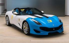 Những mẫu xe Ferrari cả đời ta cũng không thể gặp được một lần