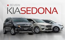 Đánh giá Kia Sedona: Sang trọng & Tiện nghi phục vụ từ gia đình tới doanh nghiệp