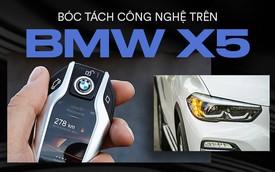 Bóc tách công nghệ trên BMW X5 tại Việt Nam: Tụ hội của những tinh tuý