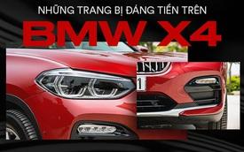 Những trang bị đáng tiền trên BMW X4