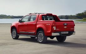 Chevrolet Colorado - xứng danh xe bán tải Mỹ